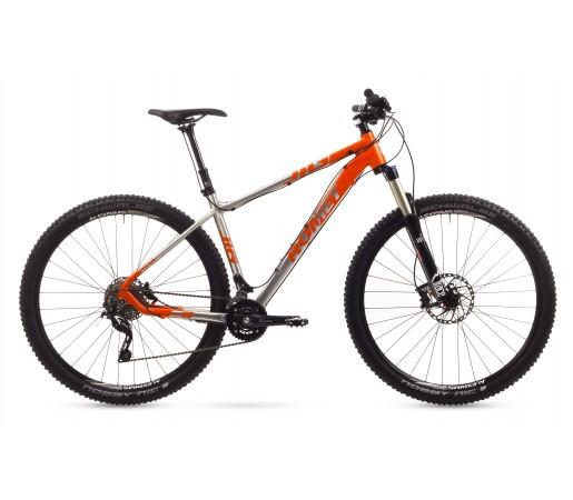 Bicicleta de munte Romet Jig Portocalie 2016