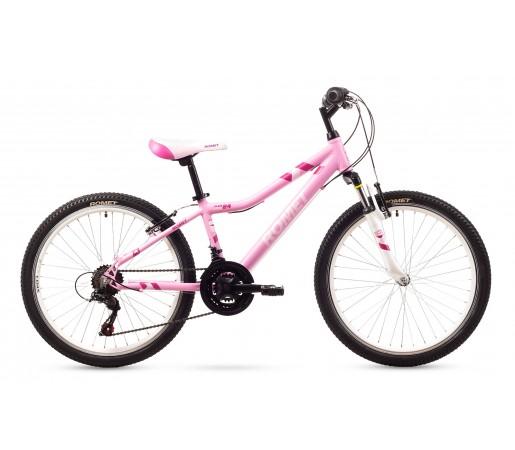 Bicicleta copii Romet Jolene 24 Roz 2016