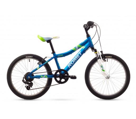 Bicicleta copii Romet Jolene Kid 20 Albastra 2016