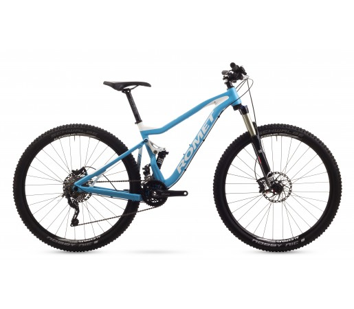 Bicicleta de munte Romet Key 1 Turcoaz 2016