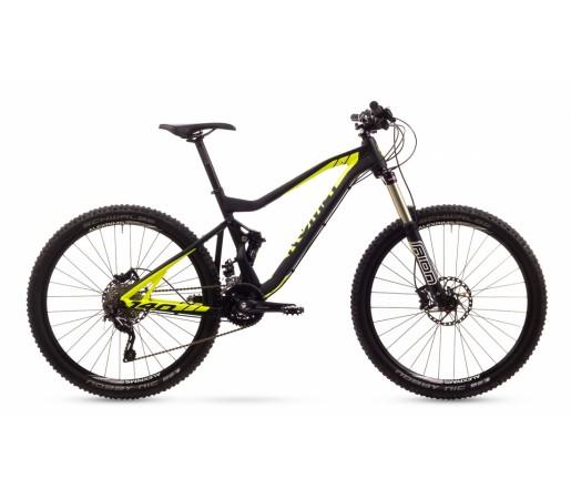 Bicicleta de munte Romet Mattock 1 Neagra 2016