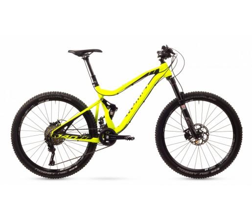 Bicicleta de munte Romet Mattock 2 Galbena 2016