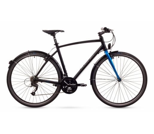 Bicicleta oras Romet Mistral City Neagra 2016