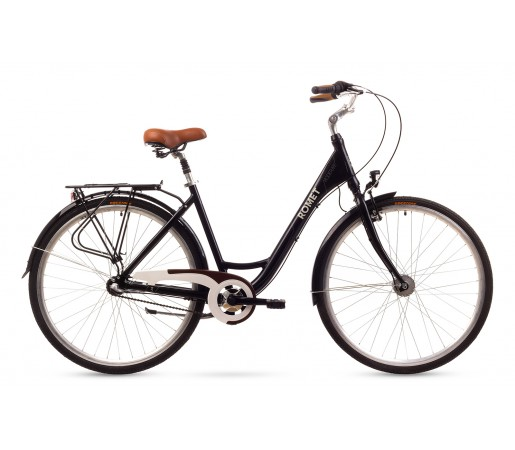 Bicicleta oras Romet Moderne 3 Neagra 2016