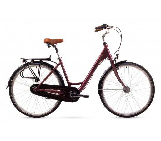 Bicicleta oras Romet Moderne 7 Mov 2016