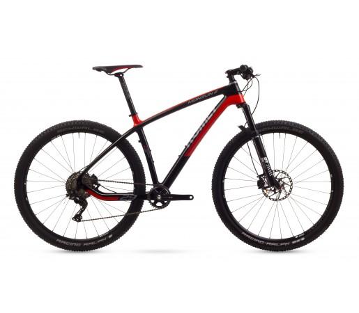 Bicicleta de munte Romet Monsun 2 Negru/Rosu 2016