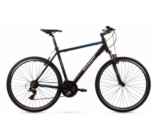Bicicleta cross Romet Orkan 1M Neagra 2016