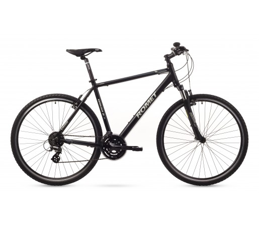 Bicicleta cross Romet Orkan 2M Neagra 2016
