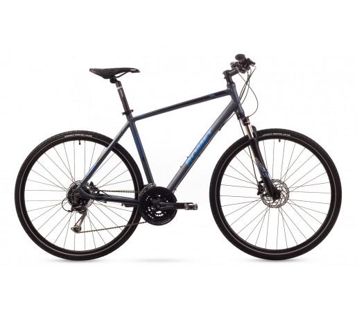 Bicicleta cross Romet Orkan 4M Gri 2016