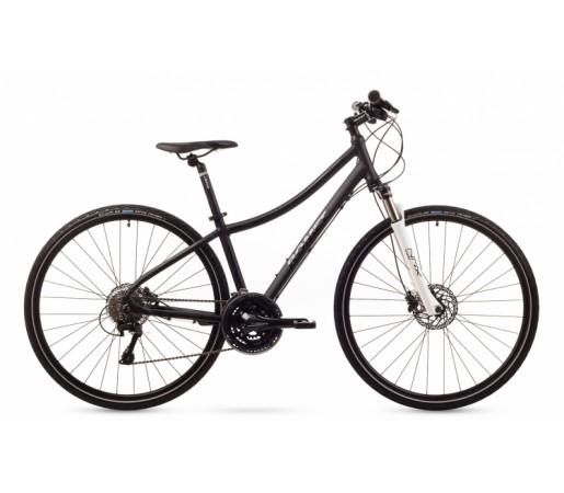 Bicicleta cross Romet Orkan 5D Neagra 2016