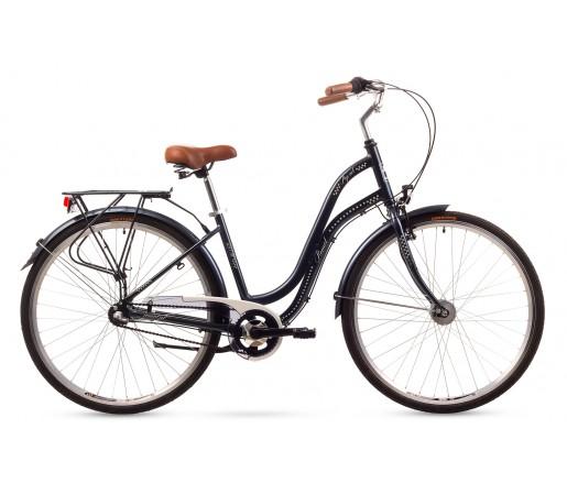Bicicleta oras Romet Pop Art 26 Neagra 2016
