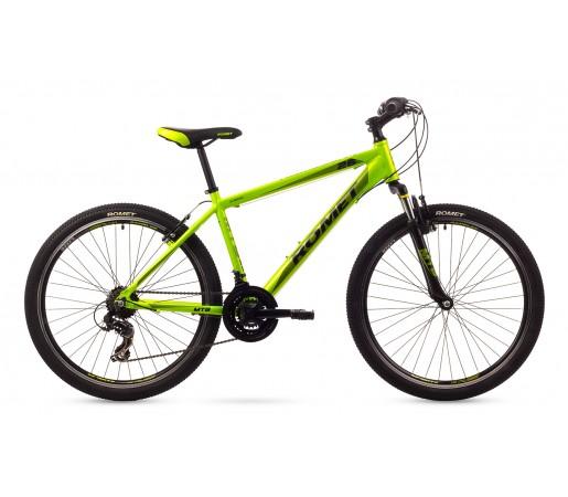 Bicicleta de munte Romet Rambler 26 1 Verde 2016
