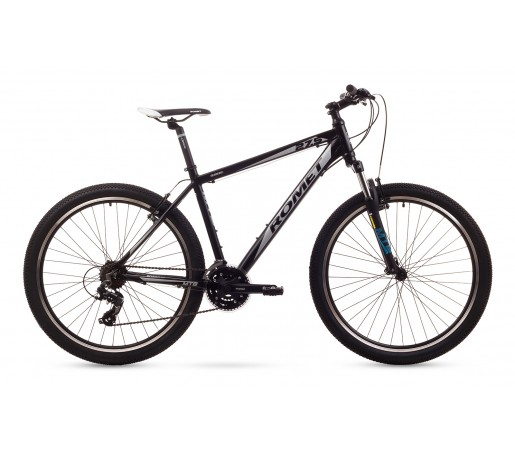 Bicicleta de munte Romet Rambler 27.5 1 Neagra 2016