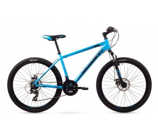 Bicicleta de munte Romet Rambler 26 2 Albastra 2016