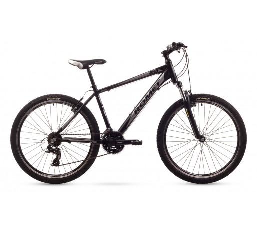 Bicicleta de munte Romet Rambler 26 3 Neagra 2016