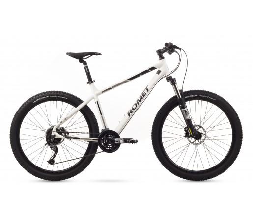 Bicicleta de munte Romet Rambler 27.5 3 Alba 2016