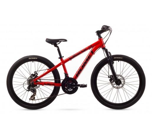 Bicicleta copii Romet Rambler Dirt 24 Rosie 2016