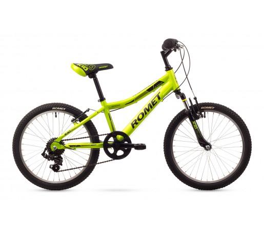 Bicicleta copii Romet Rambler Kid 20 Verde 2016