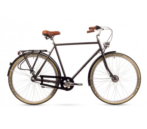 Bicicleta oras Romet Retro Gri 2016
