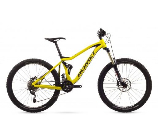 Bicicleta de munte Romet Tool 1 Galbena 2016