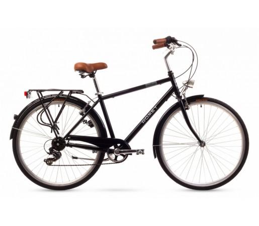 Bicicleta oras Romet Vintage M Neagra 2016