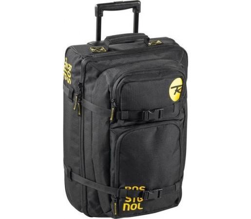 Geanta Troller Rossignol Cabin Bag Squad Neagra