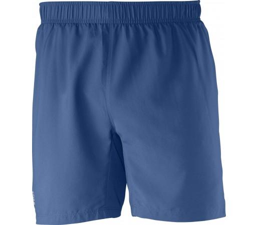 Pantaloni Salomon Trail Short M Albastru