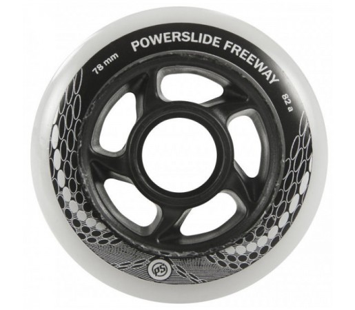 Roti Role Powerslide Freeway 80mm/82A Albe