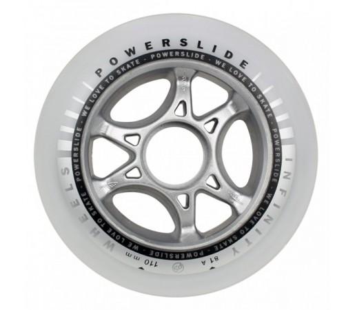 Roti Powerslide Infinity 110mm/81A Albe