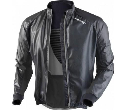 Geaca X-Bionic Biking Man AE Spherewind P01 Black