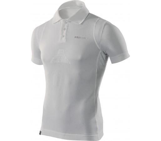 Tricou X-Bionic Functional Polo M Short White