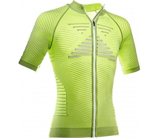 Tricou X-Bionic Effektor Biking Powershirt Short Lime
