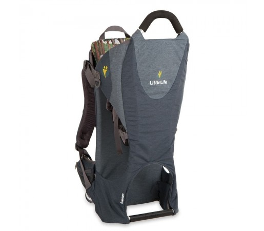 Rucsac transport copii Ranger Premium Little Life Gri