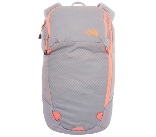 Rucsac The North Face Pachacho Gri/Portocaliu