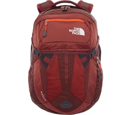 Rucsac The North Face Recon Rosu/Portocaliu