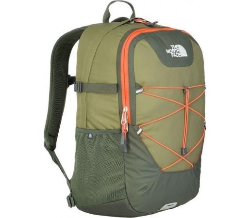 Rucsac The North Face Slingshot Green/Orange