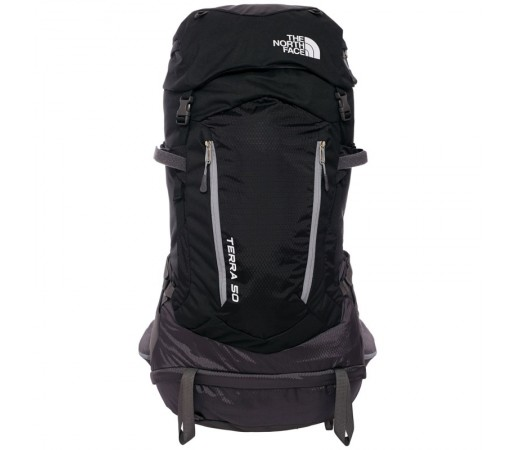 Rucsac The North Face Terra 65 Verde/Rosu