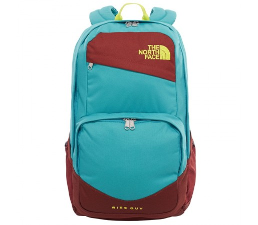 Rucsac The North Face Wise Guy Verde/Maro