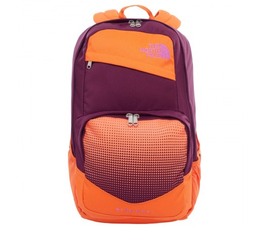 Rucsac The North Face Wise Guy Mov/Portocaliu