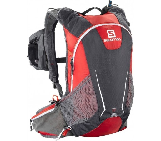 Rucsac alergare Salomon Agile 17 Set Red 2013
