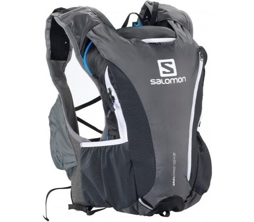 Rucsac alergare Salomon Skin Pro 10 + 3 Set Grey 2013