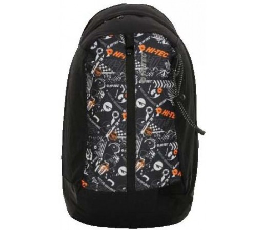 Rucsac Hi- Tec Gao Black- Orange