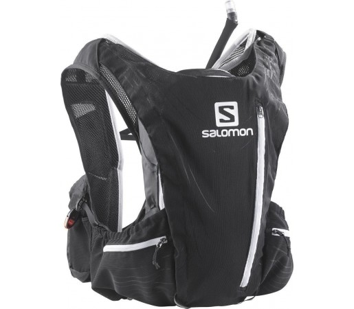 Rucsac hidratare Salomon Advanced Skin 12 Set Grey