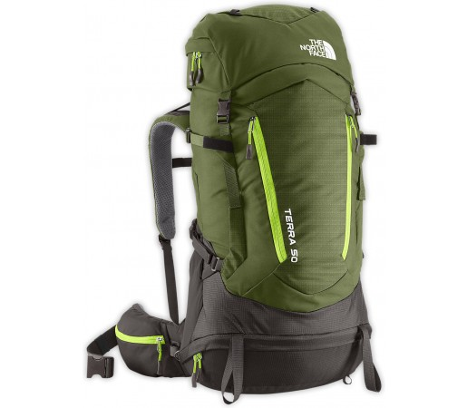 Rucsac The North Face Terra 50 Verde