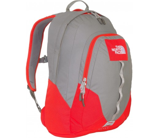 Rucsac The North Face Vault Grey- Red