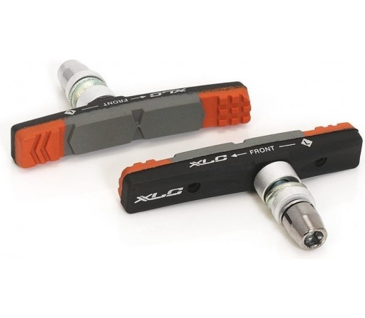 Saboti de frana XLC BS-V09 Black- Grey- Orange