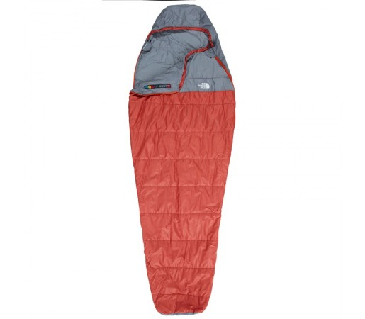Sac de dormit The North Face Aleutian Portocaliu/Gri