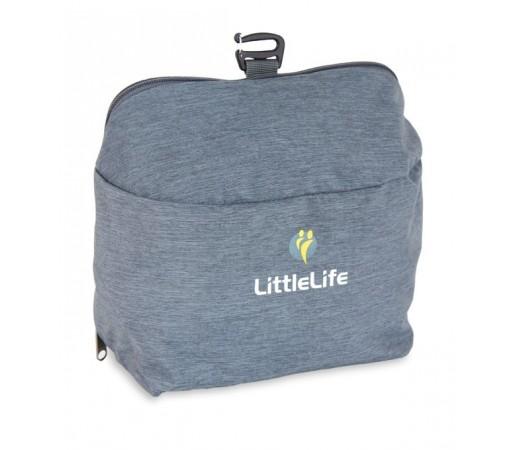 Husa pentru rucsac transport copii Little Life Gri