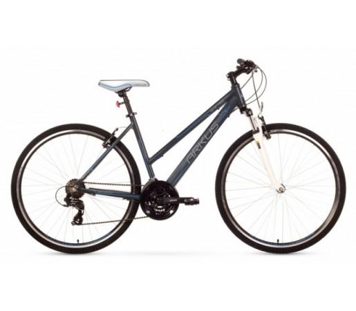 Bicicleta trekking Arkus Safari D Gri/Albastru 2016