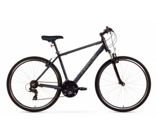 Bicicleta trekking Arkus Safari M Negru/Albastru